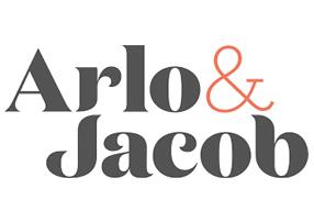 Arlo & Jacob logo