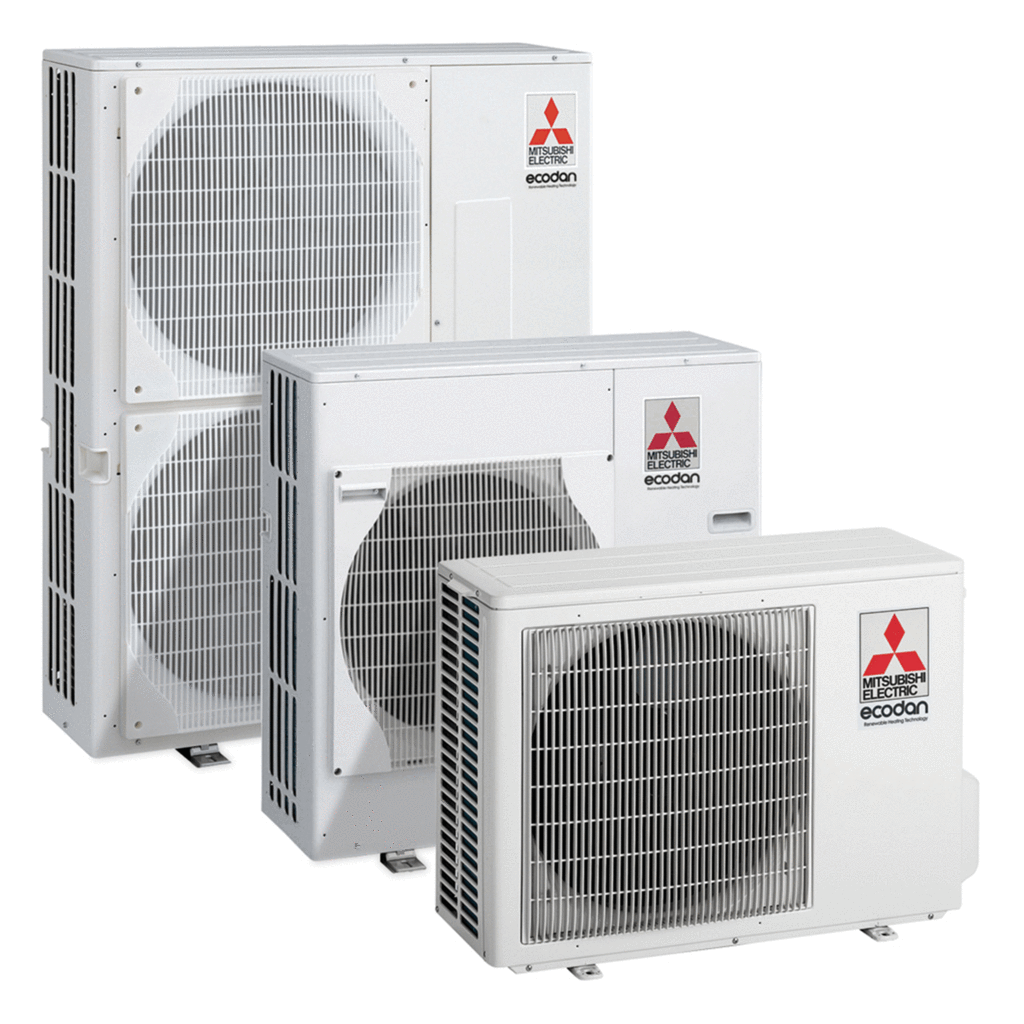 Eco Dan Heat Source Pumps